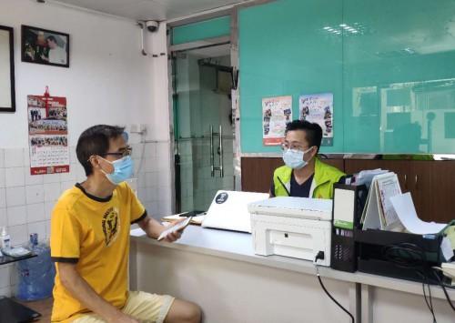 【民众接待日】民建聯關注三盞燈環境衛生及食安問題