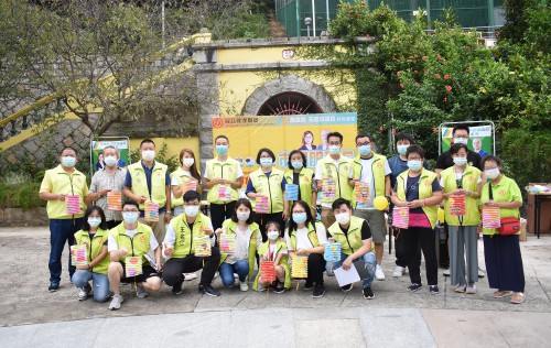 【市民服務日】民建聯團隊市民服務日聆聽居民訴求
