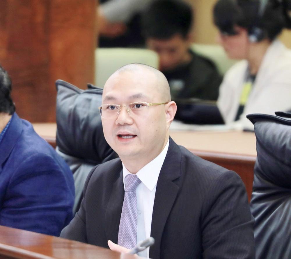 施家倫:冀進一步支援大廈成立業主會