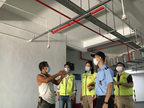 【基層呼聲】民建聯助民解決樓宇滲漏水 多方聯動探討治理路徑